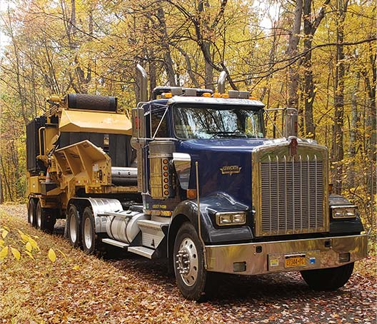 Rancourt Land Clearing Trucking