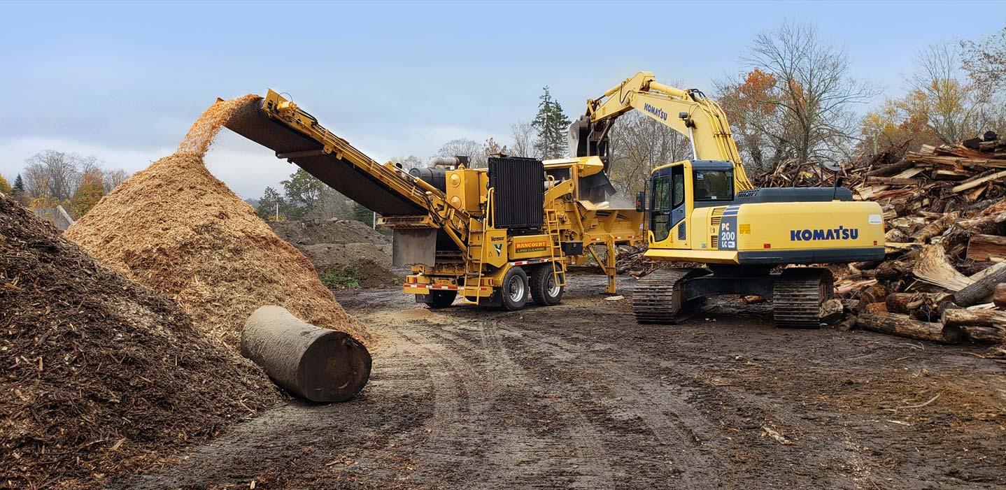 Rancourt Land Clearing NY