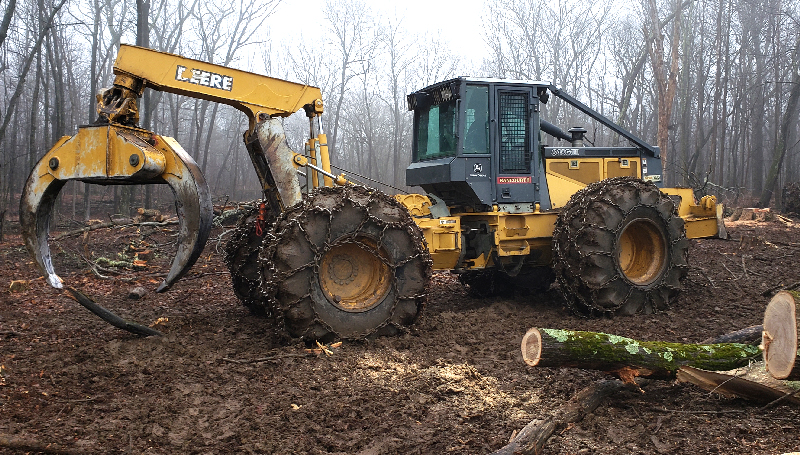 Rancourt Land Clearing in Connecticut