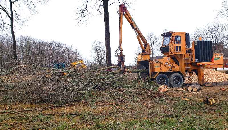 Rancourt Land Clearing in New York and Connecticut