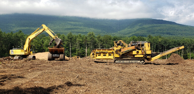 Rancourt Land Clearing for Commercial Property in New York and Connecticut Tree Clearing Services​