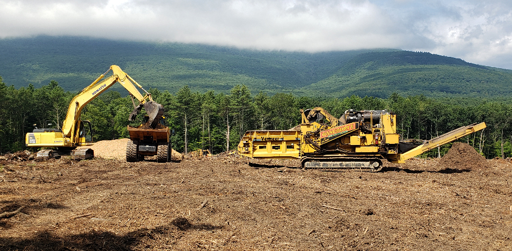 Rancourt Land Clearing for Commercial Property in New York and Connecticut Tree Clearing Services