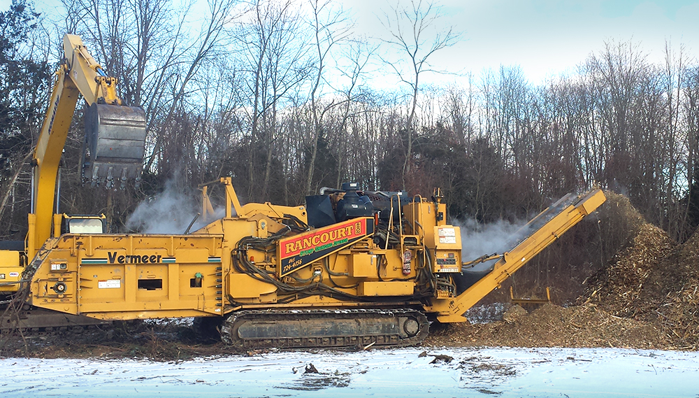 Rancourt Land Clearing Tub Grinding Services in New York